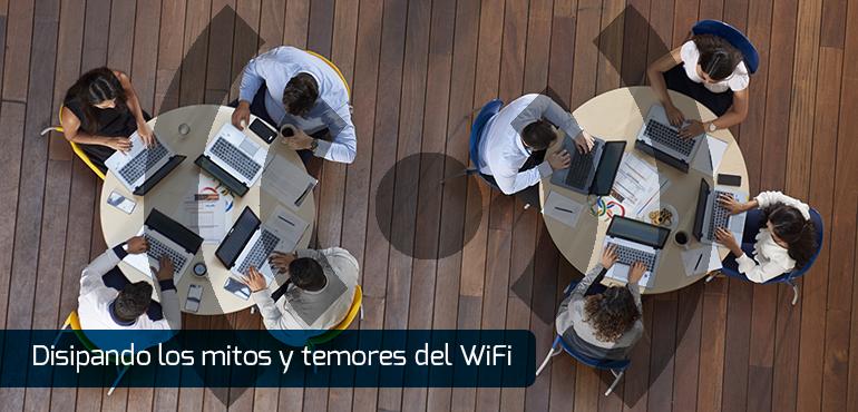 disipando los mitos y temores del wifi