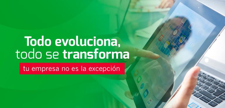 ¿Por qué debemos adoptar la Transformación Digital?