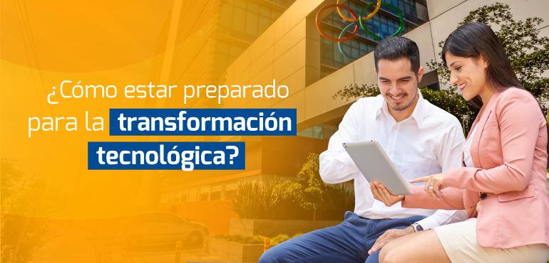 ¿Cómo prepararte para la Transformación Digital?