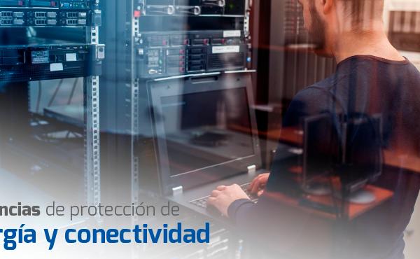 Tendencias de protección de energía y conectividad