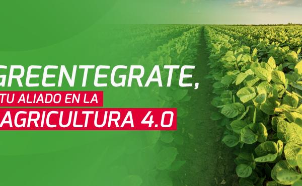 Greentegrate tu aliando en la agricultura