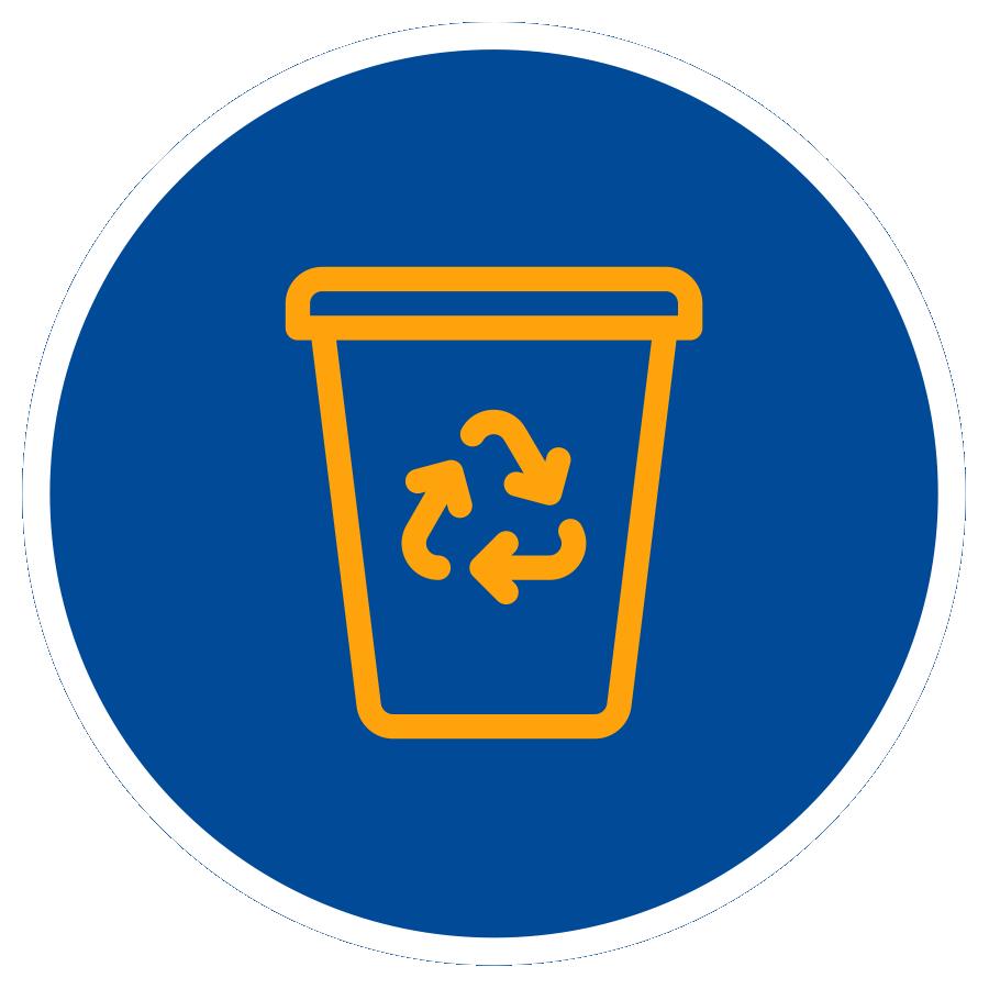 bote basura