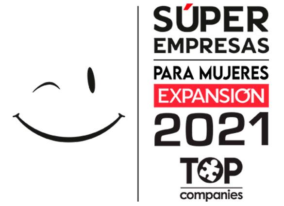 súper empresas para mujeres 2021
